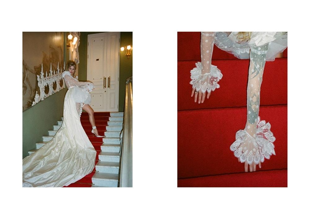 Дебют: бренд FROLOV запускают коллекцию свадебных платьев