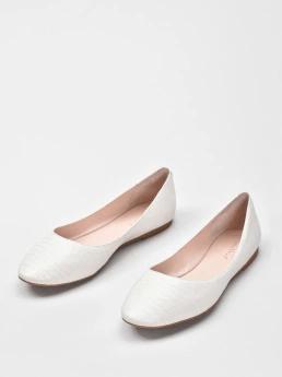 С чем носить балетки?