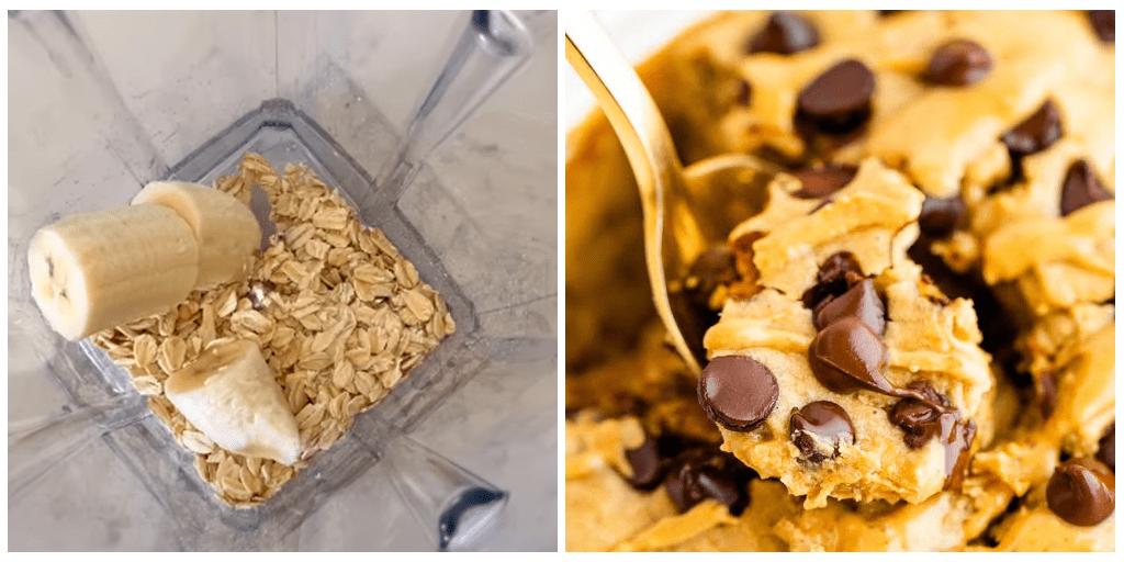 Запечённая овсянка – тренд в TikTok, который разнообразит скучный завтрак