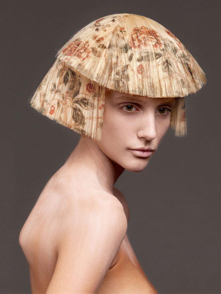 Принты на волосах: стилист из Барселоны предложил новый способ украшать прическу