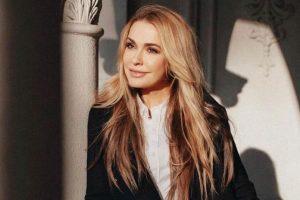 Брюнетка с кудрявыми волосами: Ольга Сумская поделилась архивным фото