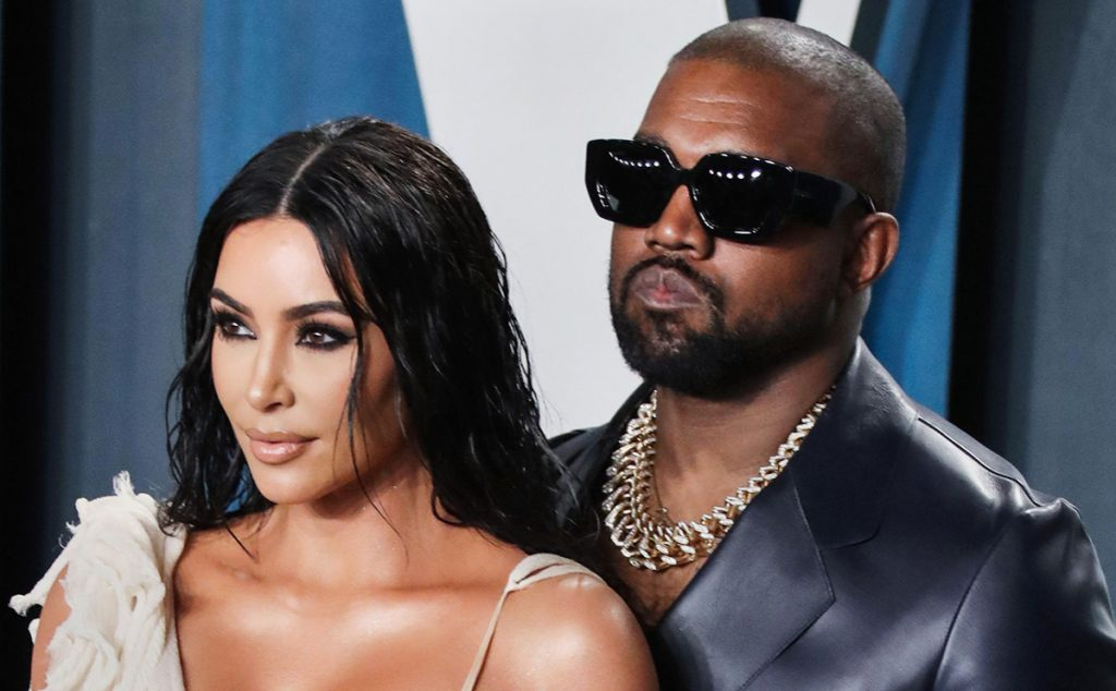 Все сложно: отношения Ким Кардашьян и Канье Уэста стали напряженными