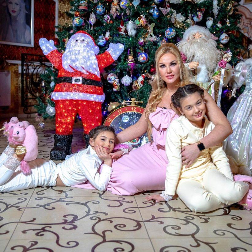 Камалия против, чтобы ее дочери профессионально занимались балетом