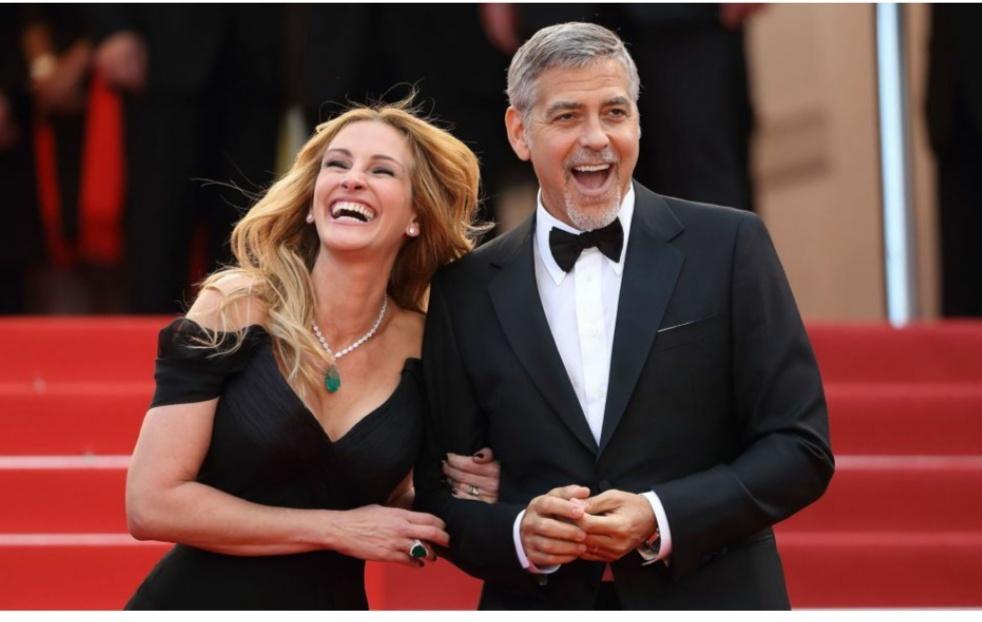 Джулия Робертс и Джордж Клуни снова сыграют вместе в фильме