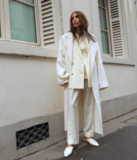 В стиле парижанок: 3 стильных и актуальных образа на весну 2021