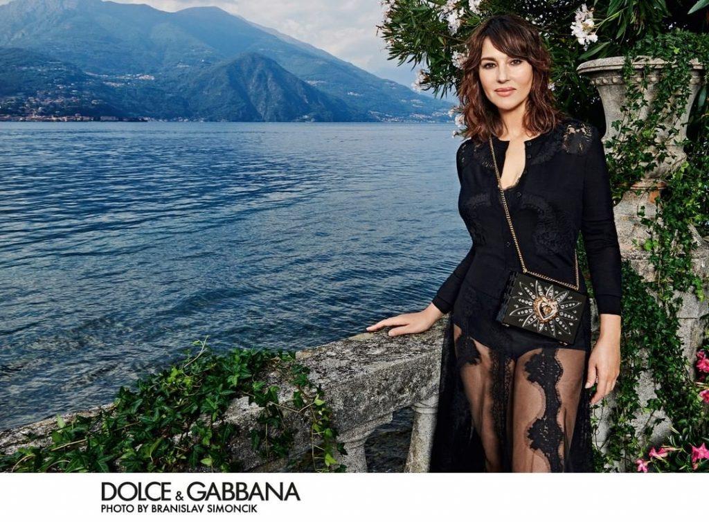 Моника Беллуччи стала лицом нового кампейна от DOLCE&GABBANA