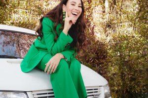 Модельная семья: племянница Камалы Харрис стала новым лицом Prada