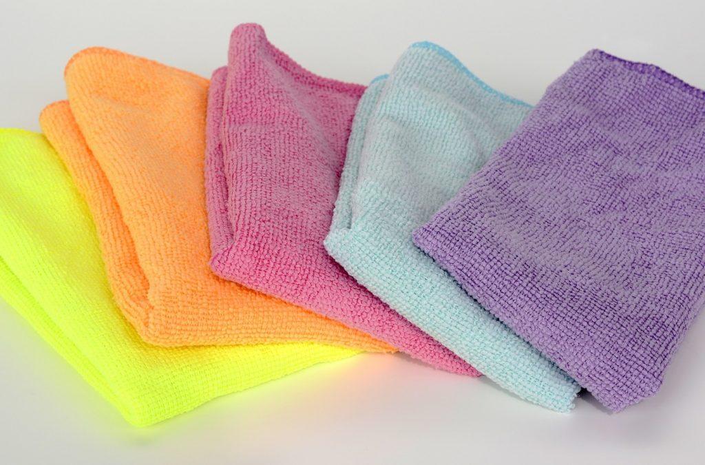 Как правильно стирать салфетки и полотенца из микрофибры