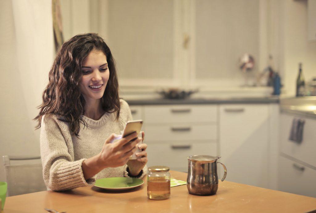 Один секрет, как соцсети могут помочь вам быстрее похудеть