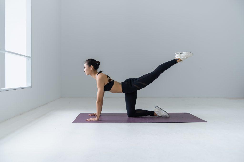 Вариант планки, который намного легче воздействует на ваши суставы
