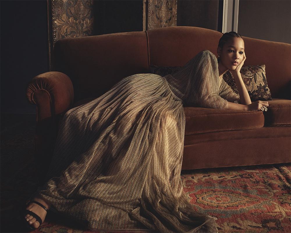 Посвящается золоту: Dior представляют новую капсулу