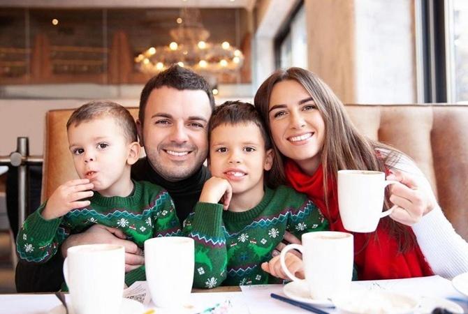Family time: Григорий Решетник опубликовал семейное фото