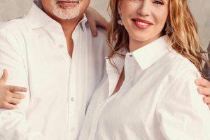Альбина Джанабаева и Валерий Меладзе рассказали, как это снова быть родителями малыша