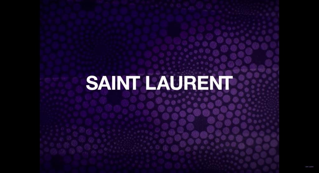 Эффектно: Saint Laurent представили новый короткометражный фильм