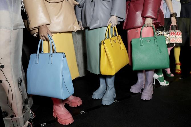 Неожиданно: Prada и Louis Vuitton решили инвестировать в блокчейн
