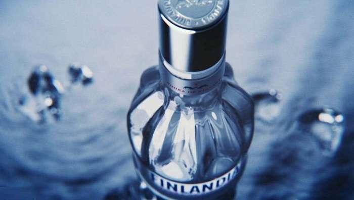 Finlandia – Лучшая водка из Финляндии