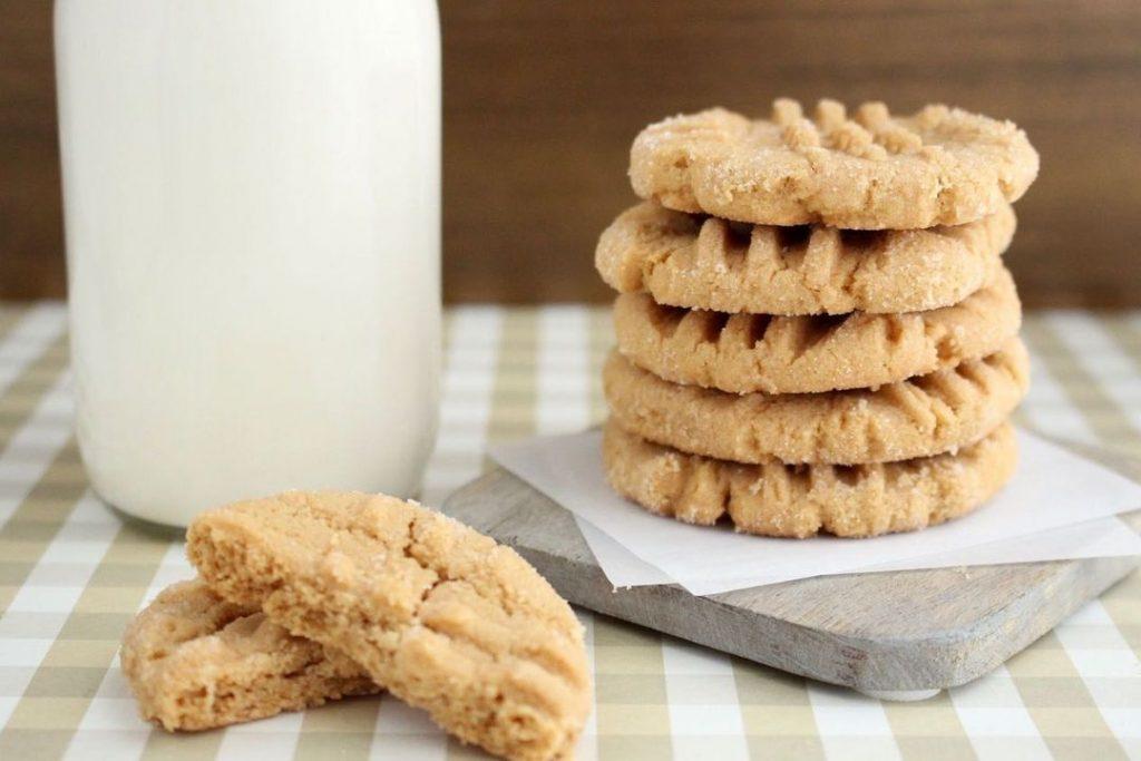 Рецепт вкусного печенья из 5 ингредиентов без муки, которое тает во рту