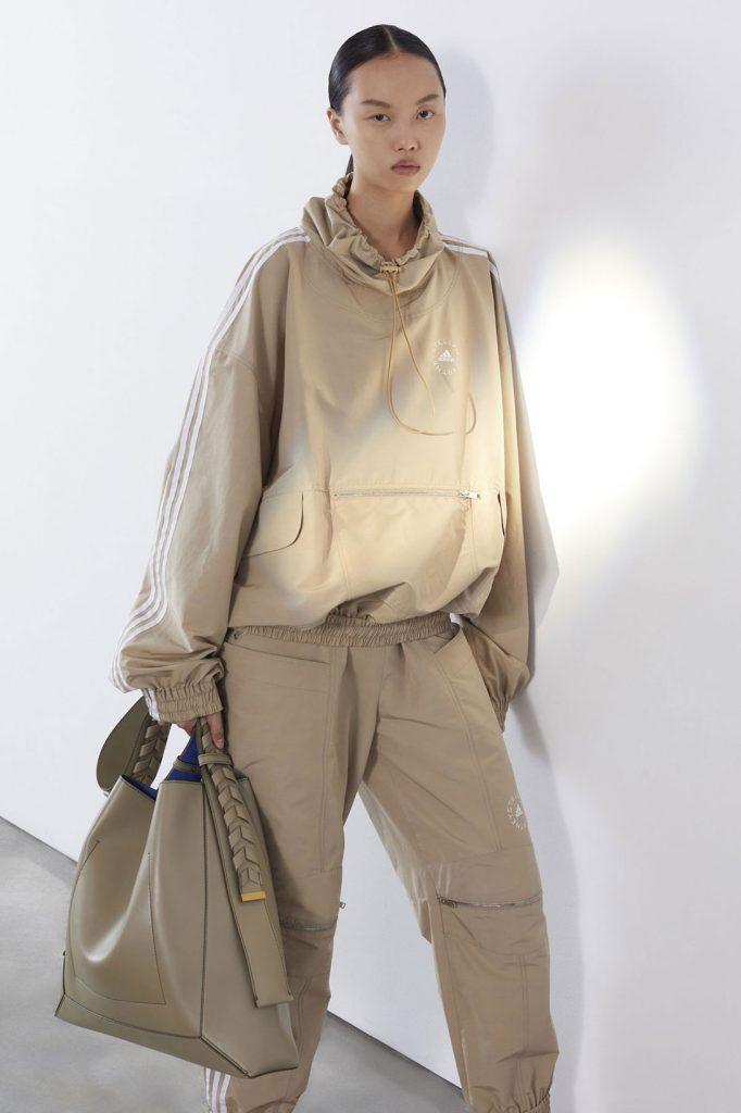 Экологичный запуск: Stella McCartney показывают новую коллаборацию с Adidas