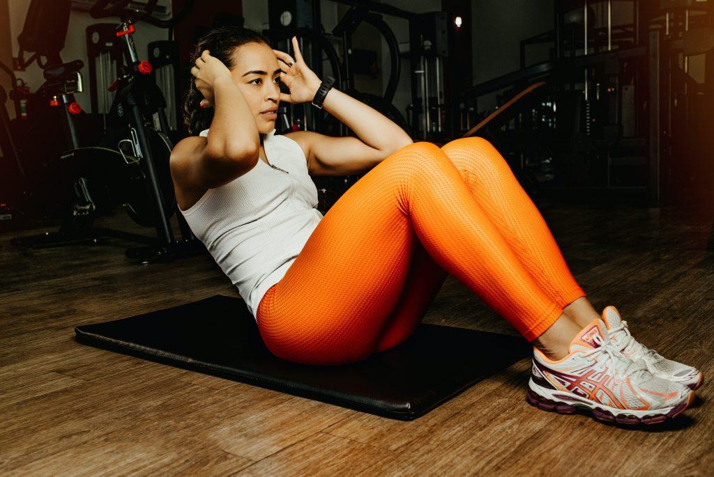 Что означает, если упражнение «Подъём корпуса» вызывает у вас боль в животе