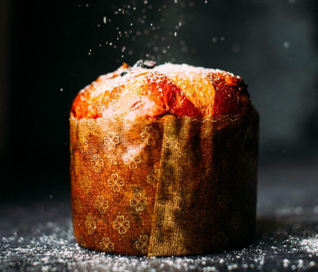 Оригинальный рецепт пышной праздничной итальянской пасхи панеттоне
