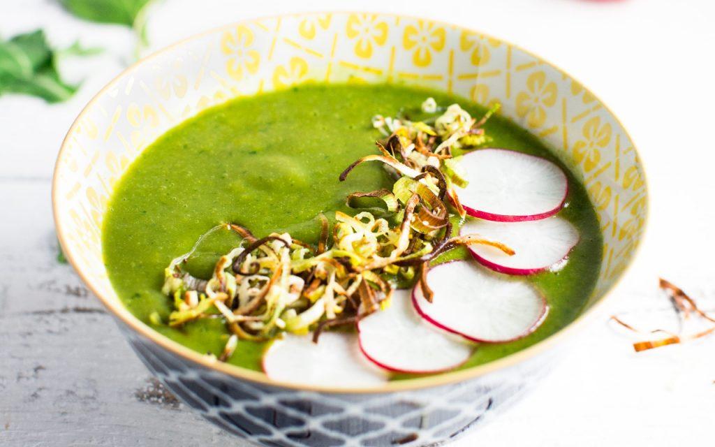 Новый рецепт кремового супа с витаминами, которые необходимы весной