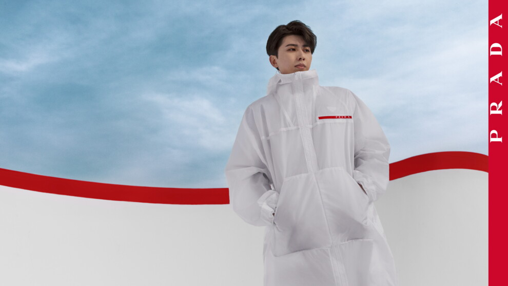 С мыслями о теле: Prada представляют новую коллекцию Linea Rossa