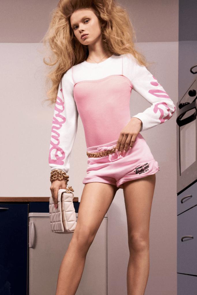 Кукольный стиль: Zara выпустили коллаборацию с Barbie