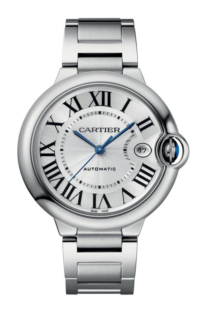 Лаконично и стильно: Cartier переосмыслили модель часов Ballon Bleu
