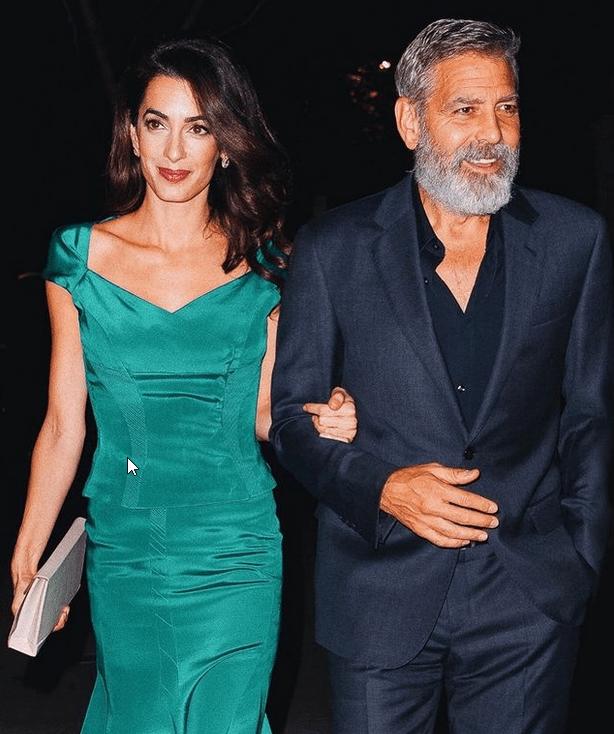 СМИ: Амаль и Джордж Клуни на грани развода
