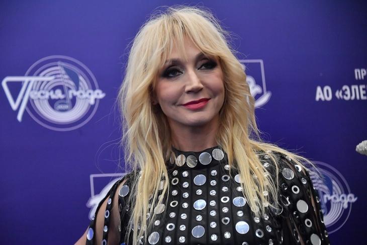 Кристина Орбакайте презентовала новую песню в день своего рождения