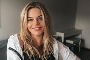 Анастасия Стежко впервые показала лицо дочери