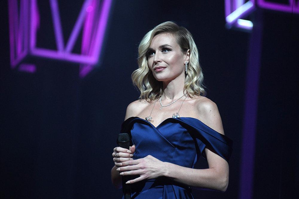 Полина Гагарина рассказала о ревности дочери к сыну