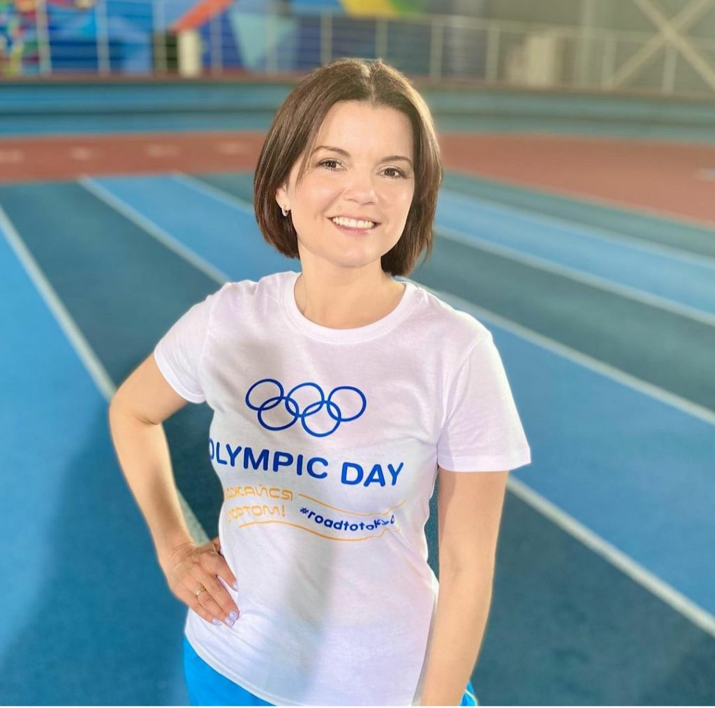 45-летняя Маричка Падалко пробежала полумарафон бездорожьем (ФОТО)