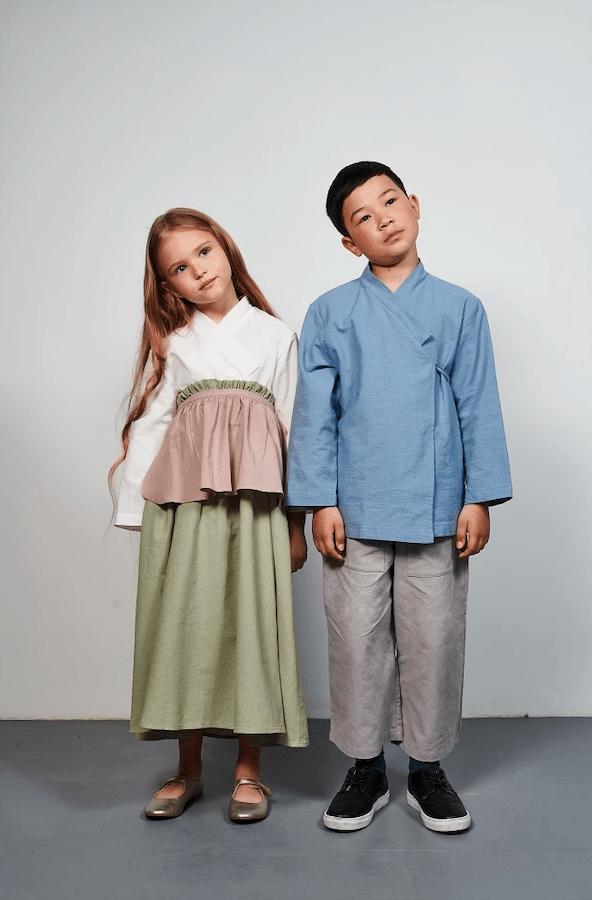 Стильно и универсально: JUL и MILK KIDS представляют детскую коллекцию одежды