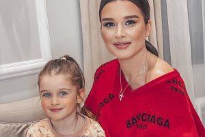 Ксения Бородина вызвала дочери скорую помощь на отдыхе