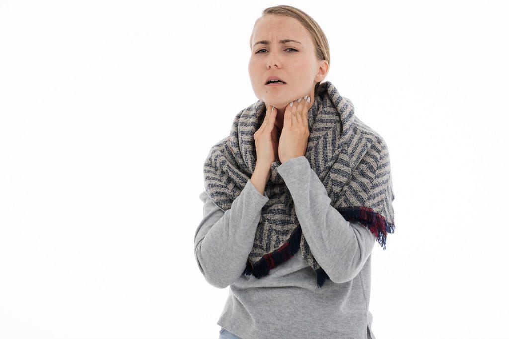 Признак №1, что у вас проблемы с щитовидной железой, по словам врача