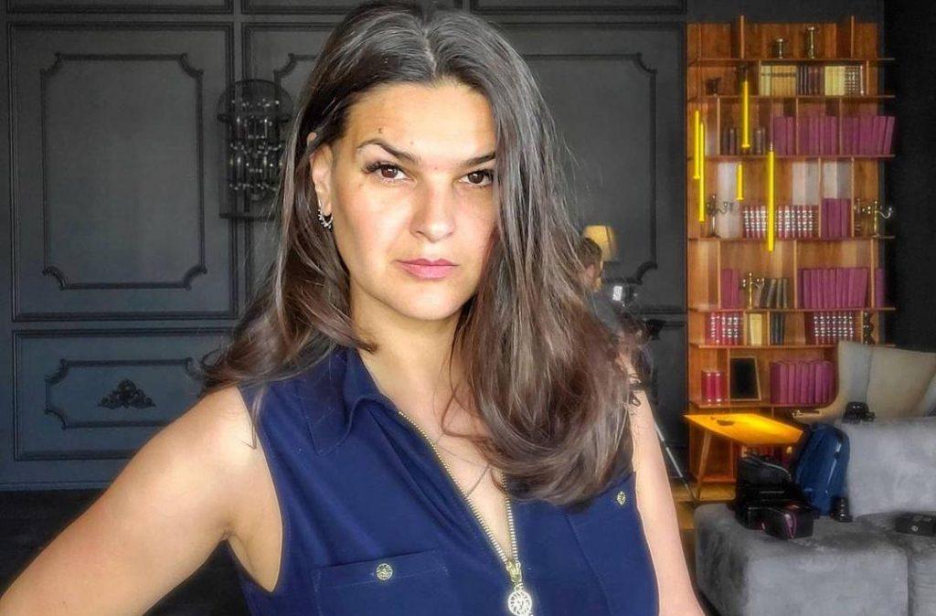 Виктория Райдос стала мамой в третий раз