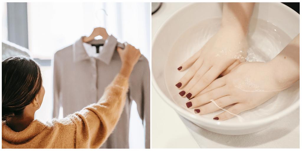 Как убрать статическое электричество: 5 быстрых способов для одежды
