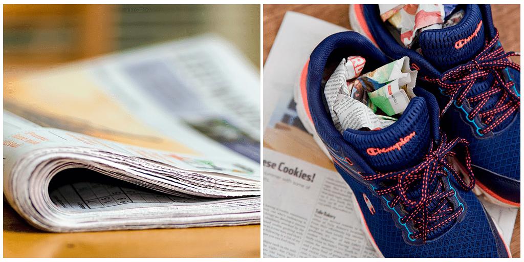 7 причин не выбрасывать старую газету: оригинальные идеи, о которых вы не задумывались