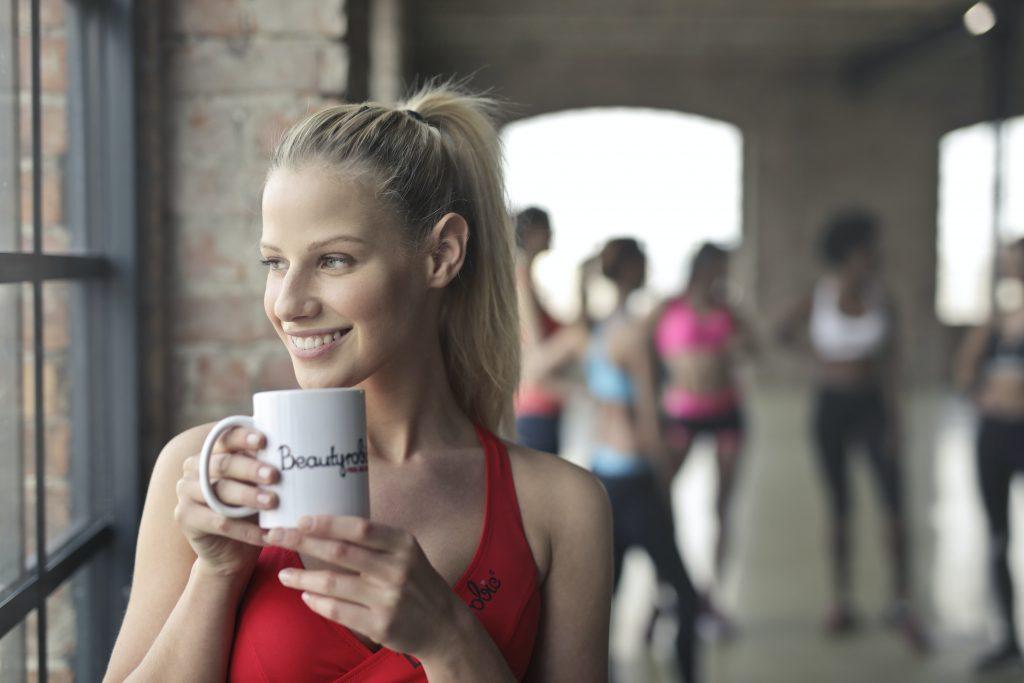 Названо точное количество кофе, которое нужно пить перед тренировкой