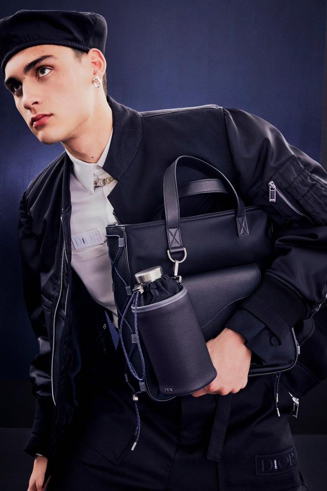 Творческий разговор: Dior показали коллаборацию с sacai