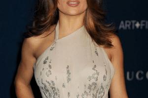Сальма Хайек пожаловалась на трудности с похудением
