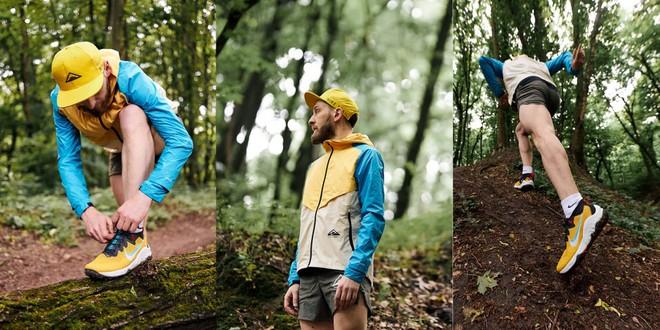 Nike показывают, как одеваться на прогулки этим летом