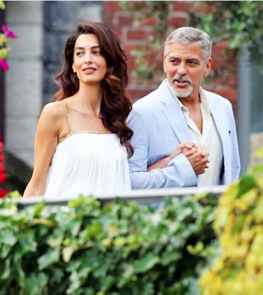 Стало известно, где Джордж Клуни проведет лето со своей семьей