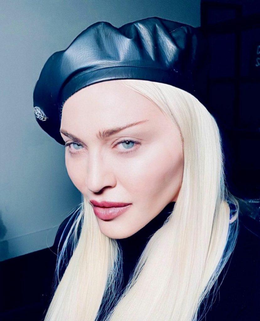 Редкий кадр: Мадонна поделилась снимком с 90-летним отцом