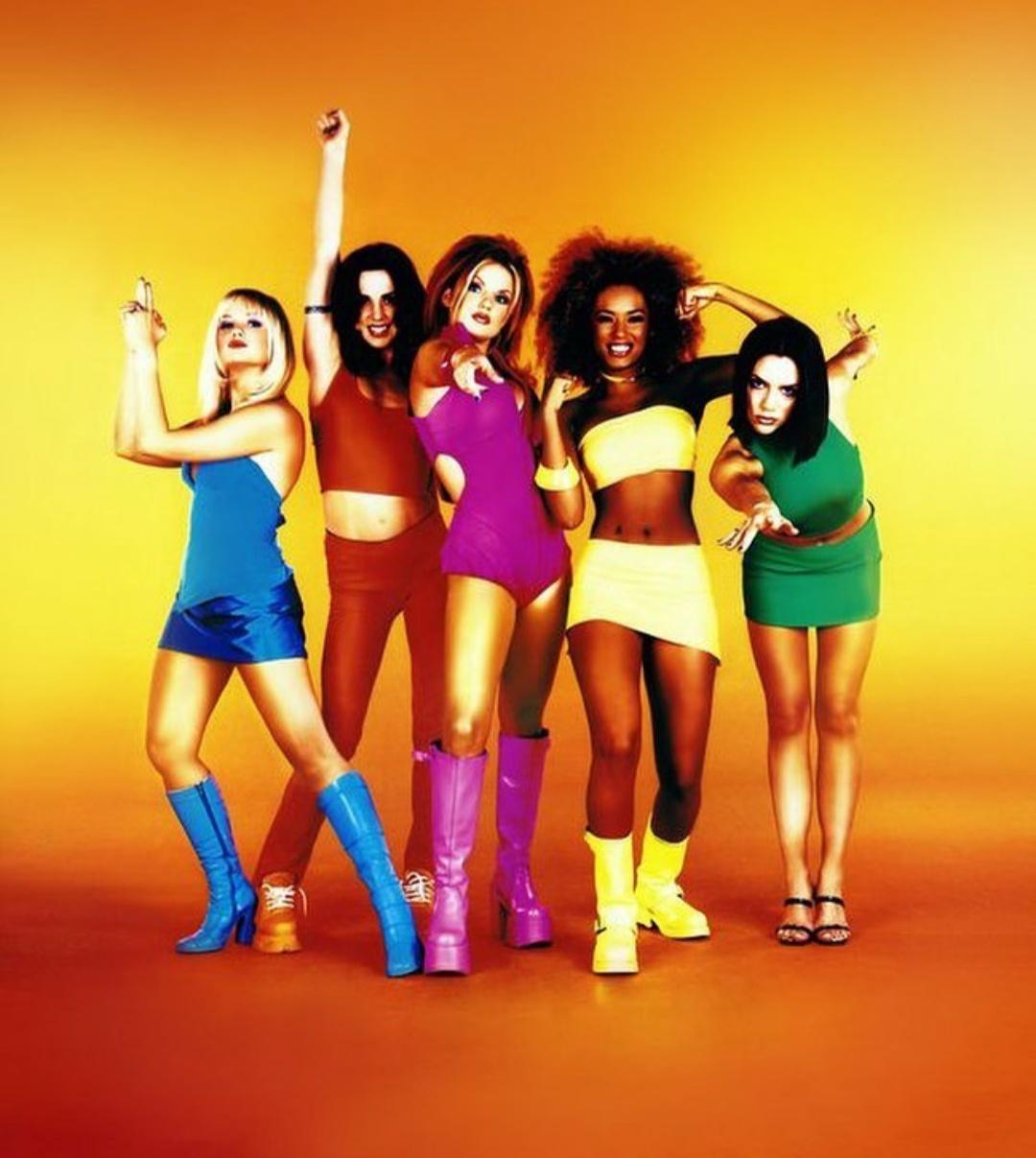 Spice Girls выпустит первую за 15 лет песню