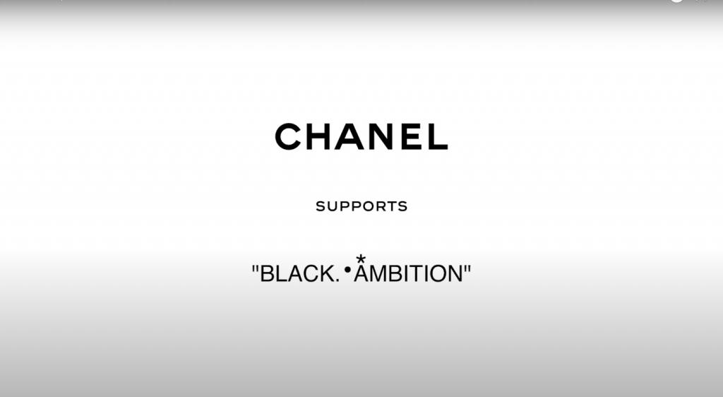 Новый проект: Chanel будут помогать темнокожим предпринимателям