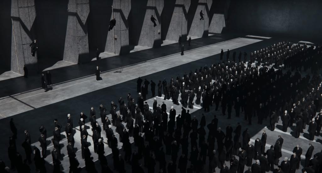 Balenciaga выпустили короткометражку-антиутопию в поддержку новой линейки
