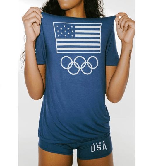 Ким Кардашьян будет создавать белье для олимпийской сборной Америки