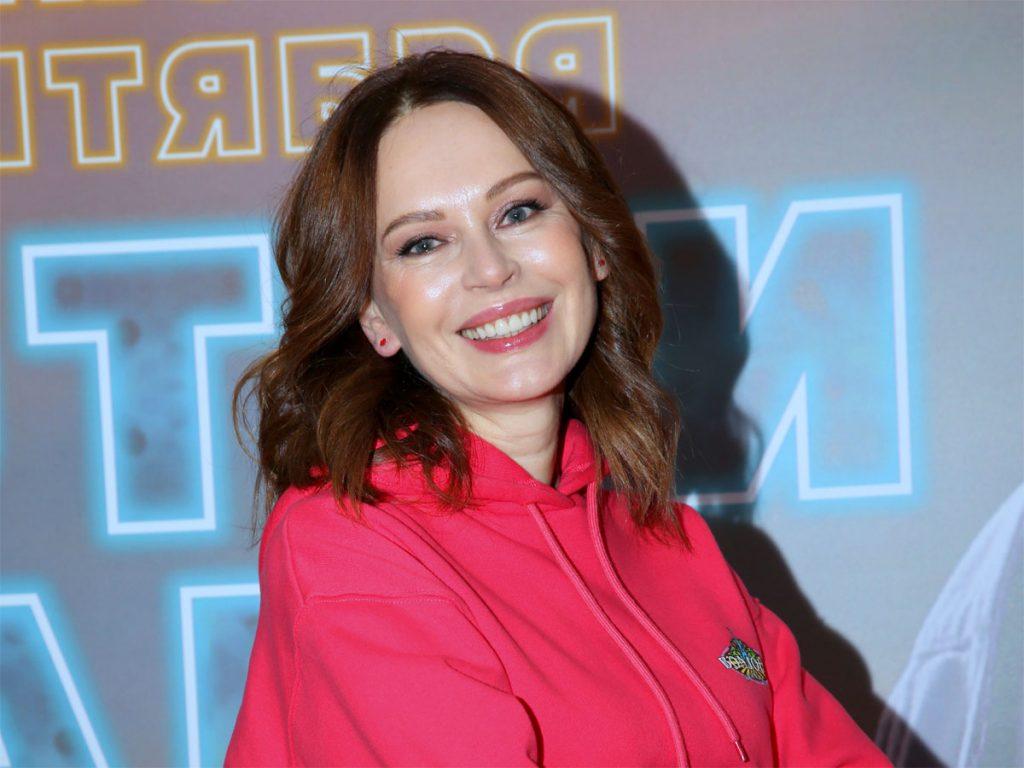 Ирина Безрукова открыла поклонникам секрет